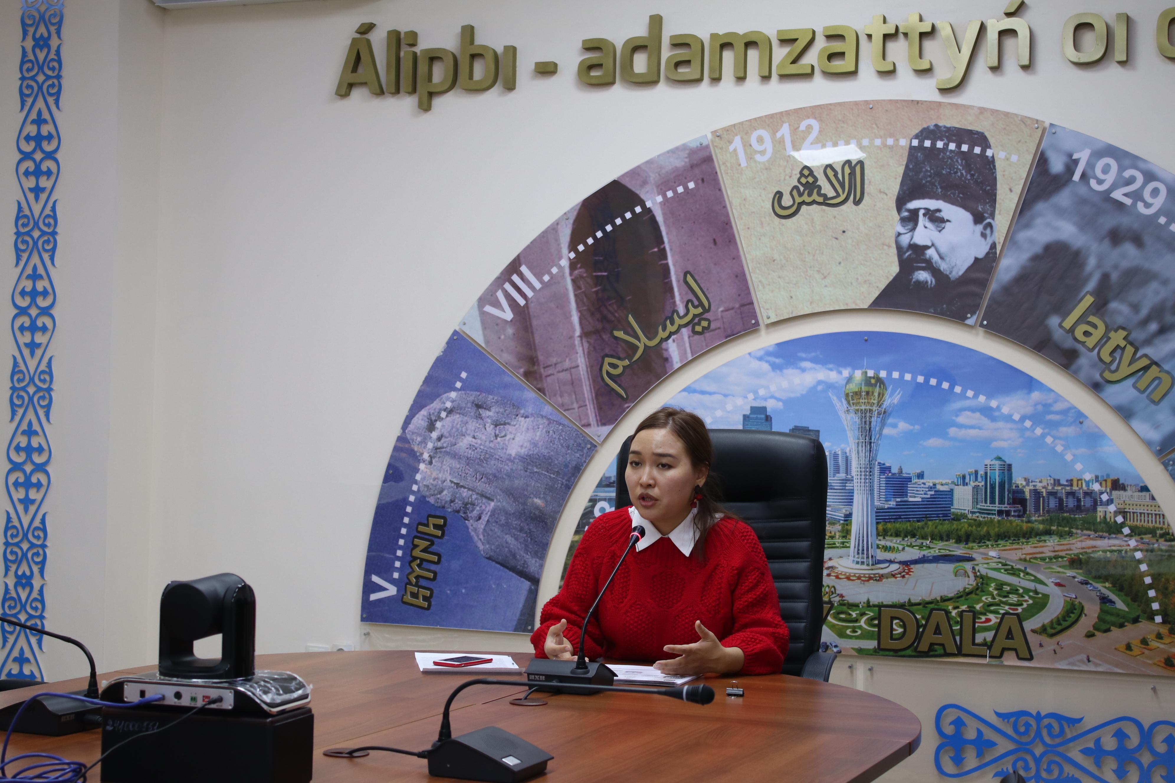 Қазақ тіліндегі үздік ІТ жобалар таныстырылды